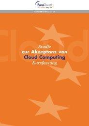 Kurzversion der Studie - Eurocloud Deutschland