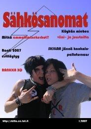 1/2007 - Skilta