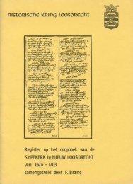 Doopboek Sijpekerk1676-1703