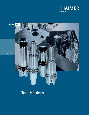 Tool holders from Haimer