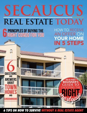 Secaucus Real Estate Today - January/February 2016