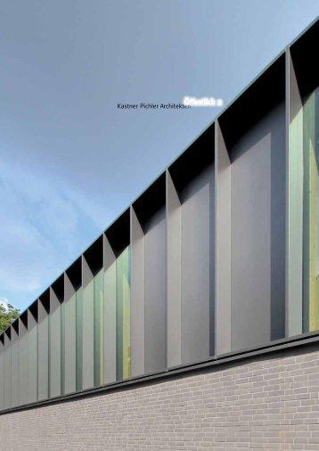 Architekturbroschüre