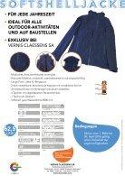 Vernis Claessens Softshell-Jacke 01.03. - 30.04.16 - Seite 2