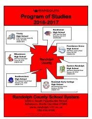 Program of Studies
