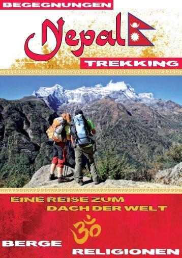 Nepal Trekking, Kathmandu und Everest Gebiet