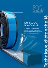 One Control - ISO-Chemie France