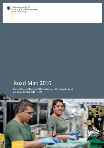 Road Map 2016