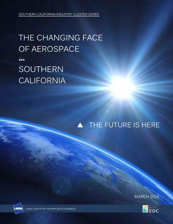 OF AEROSPACE in SOUTHERN CALIFORNIA