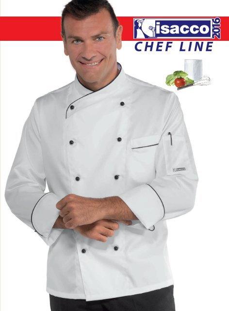 ISACCO - CATALOGO CHEF LINE e2c8becb2624