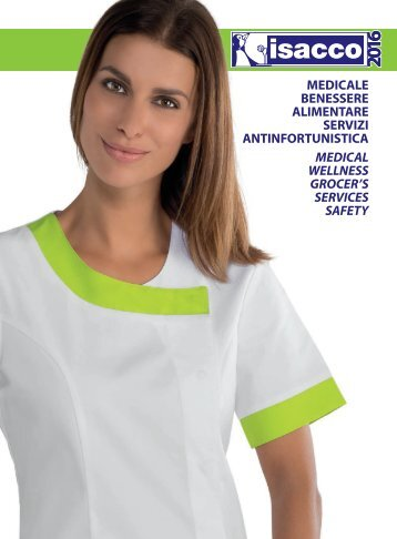 ISACCO - CATALOGO MEDICAL LINE