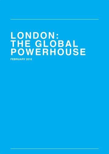 London The Global Powerhouse