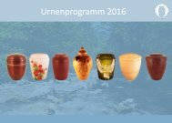 URNENPROGRAMM 2016