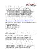 Touch Panel Transparent Conductive Film Market - Page 2