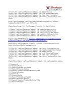 Touch Panel Transparent Conductive Film Market - Page 5