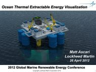 Ocean Thermal Extractable Energy Visualization Matt Ascari ...