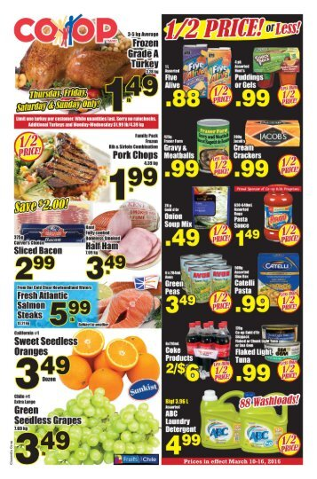 Clarenville Co-op Mar 10