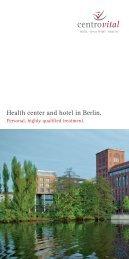 Gesundheitzentrum_Info-Flyer_Arabische Patienten