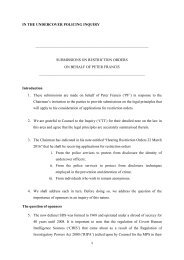 160307-submissions-on-the-legal-approach-to-restriction-orders-Peter-Francis
