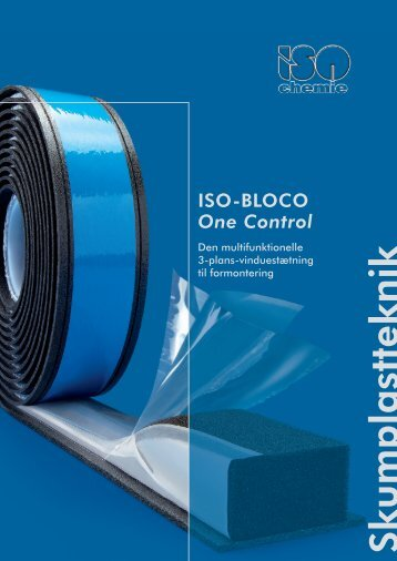 One Control - ISO-Chemie