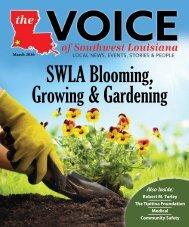The Voice of Southwest Louisiana