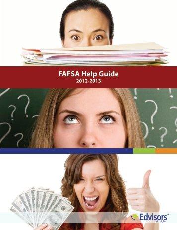 FAFSA Help Guide - FAFSA Online