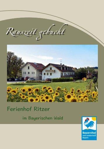 Ferienhof Ritzer