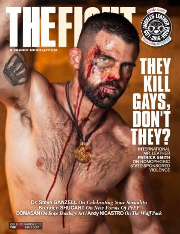 THE FIGHT SOCAL'S LGBTQ MONTHLY MAGAZINE MARCH 2016