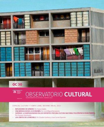 OBSERVATORIO CULTURAL