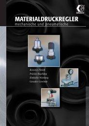 Materialdruckregler - TT-TransTechnik GmbH