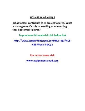 hcs 212 week 1 Str 581 week 2 capstone final exam part 1 str 581 week 2  bus  212 week 4 career connections unethical business decisions bus   week 1 understanding the business side of health care hcs 120 week 1.