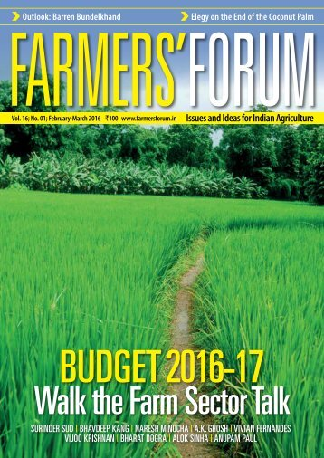 Farmers'Forum