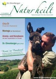 Zeitschrift Natur heilt 5 Sommer 2015