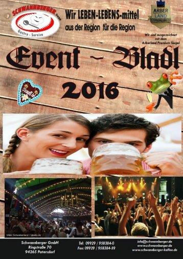 Schwannberer Event Bladl_2016