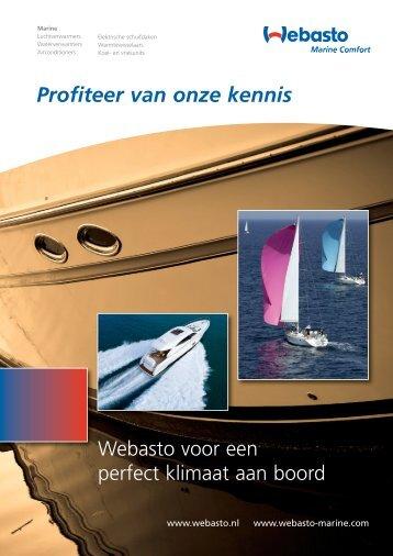 verder - Webasto Marine
