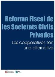 Reforma Fiscal de les Societats Civils Privades