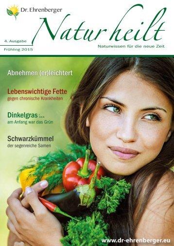 Natur heilt 4 Frühjahr 2015