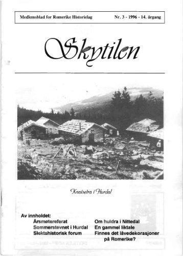 1996 Skytil nr. 3