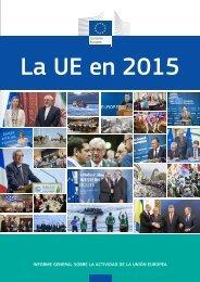 La UE en 2015
