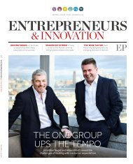 EP Entrepreneurs & Innovation April 2016