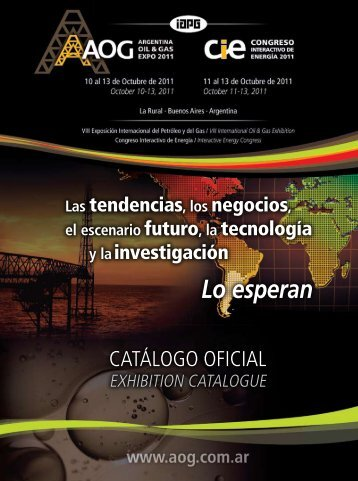 TechTwo Dedicated to Gas - Argentina Oil & Gas Expo 2013