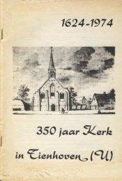 Tienhoven 350jr kerk