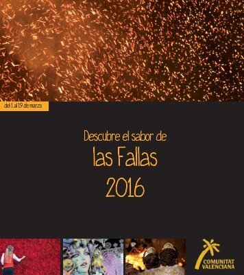 las Fallas 2016