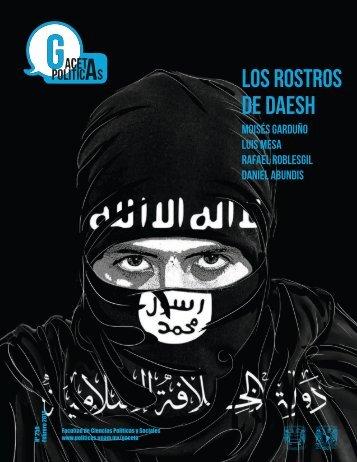 Los rostros de Daesh