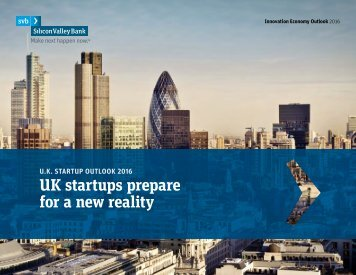 UK startups prepare for a new reality