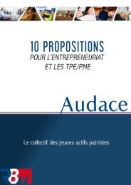 10 PROPOSITIONS