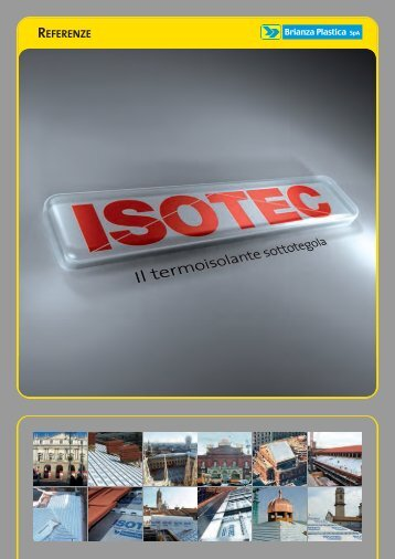 Referenze.pdf - Isotec - Brianza Plastica