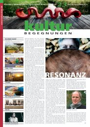 KB Nr. 23 Resonanz
