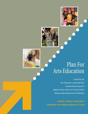 Plan For Arts Education