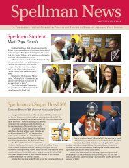 Spellman News