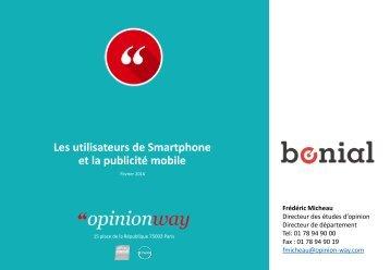 et la publicité mobile
